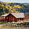 Wilderness Edge - Large Rental Homes & Cabins - Just 35 minutes from West Yellowstone, offering premium log lodge home rentals (4-5bdrms each). Private access to Cliff Lake, close to Madison River for anglers.