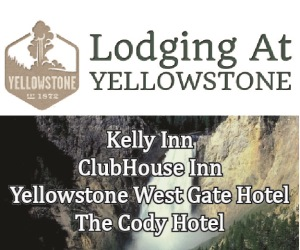 Lodging at Yellowstone : Select from among 4 of our family of hotels located in West Yellowstone (Park's west entrance) and Cody (Park's east entrance). Top-rated, great prices, and Pet Friendly.