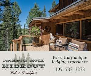 Jackson Hole Hideout : A Beautiful Hand Built And Newly Remodeled Home  Nestled In The