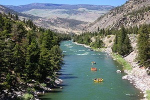 Paradise Adventure Company :: Offerng the best combination of scenic raft and wild whitewater trips, plus horseback 'Saddle & Paddle' combos. Trips available in Gardiner or at Chico Hot Springs Resort.