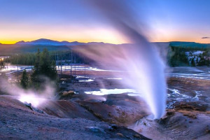 Off the Beaten Path - luxury in Yellowstone