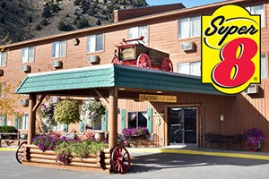 Jackson Hole Super 8 - friendliest staff
