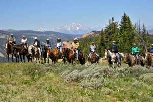 Goosewing Ranch - a true Wyoming experience