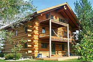 Lucky Dog Lodge - perfect September lodging