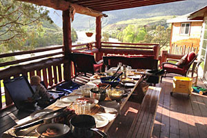 Reunion, Retreat and Group Lodging for 35 guests