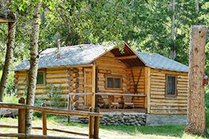 Absaroka Mountain Lodge: Cabins & Horseback Rides