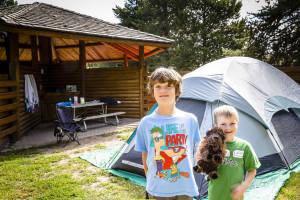 Yellowstone/WestGate KOA - camp & cabin resort