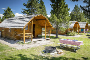 Yellowstone/WestGate KOA - all levels of cabins