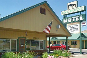 One Horse Motel - good Tripadvisor reviews