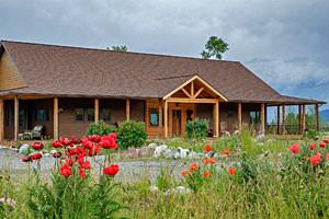 Mountain Home - Yellowstone Cabin Rentals